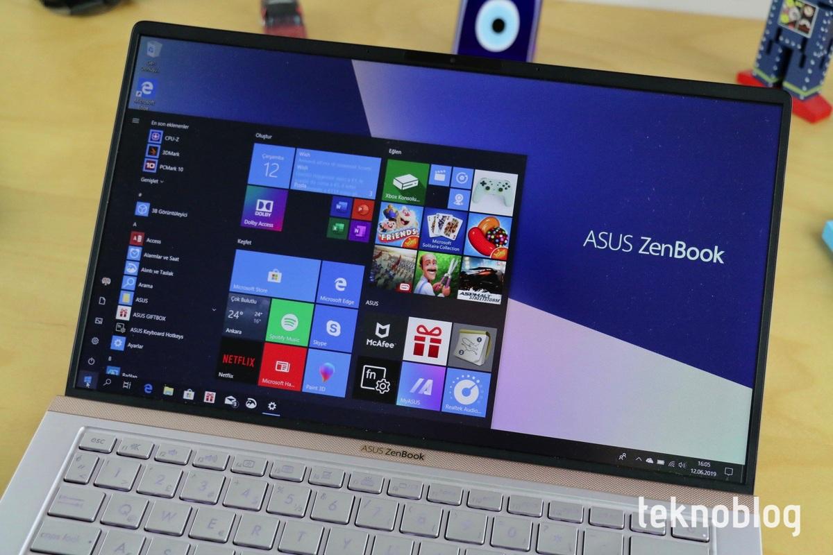 Asus ZenBook 13 UX333F İncelemesi 10
