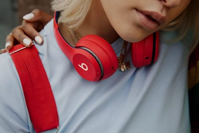 beats solo3 apple