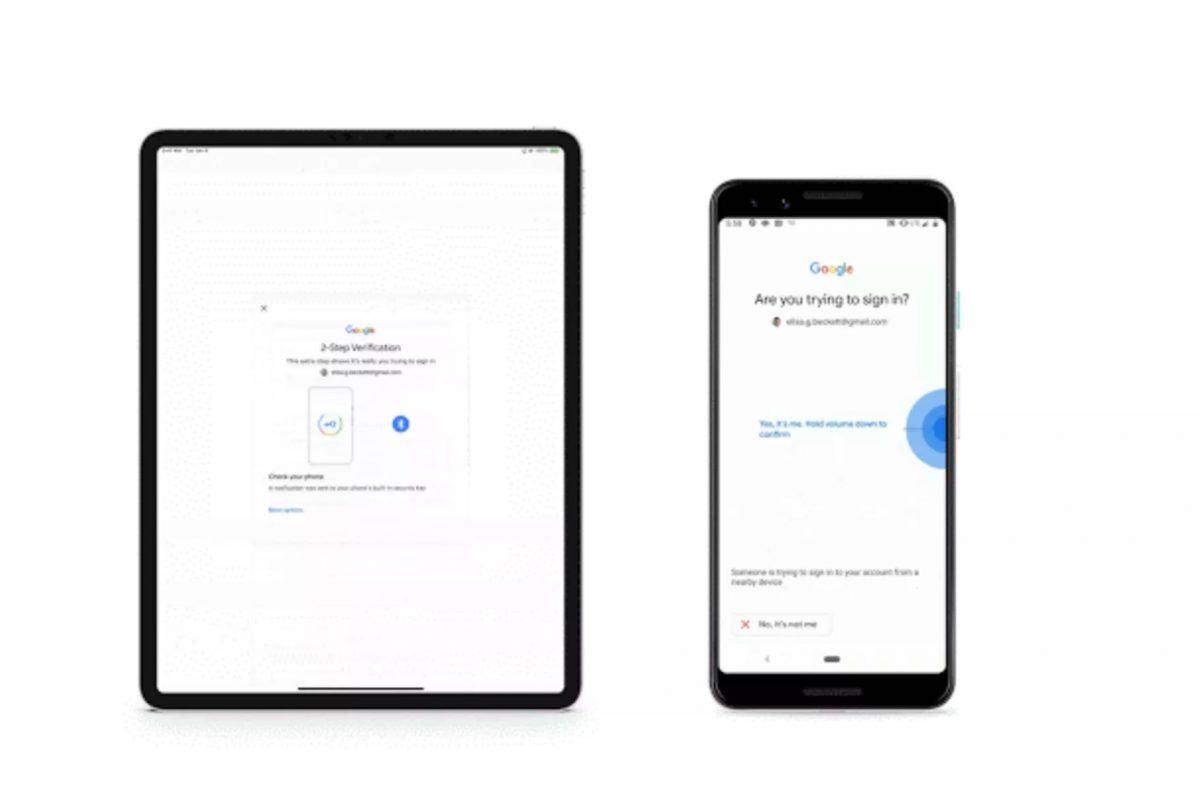 google android ipad