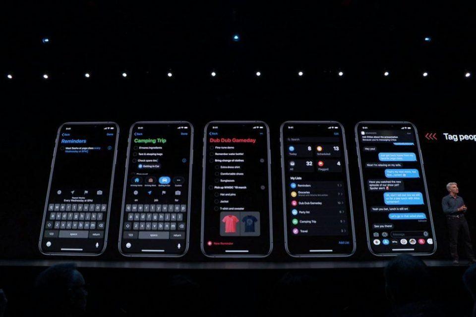 iOS 13 ve iPadOS uyumlu cihazların tam listesi açıklandı