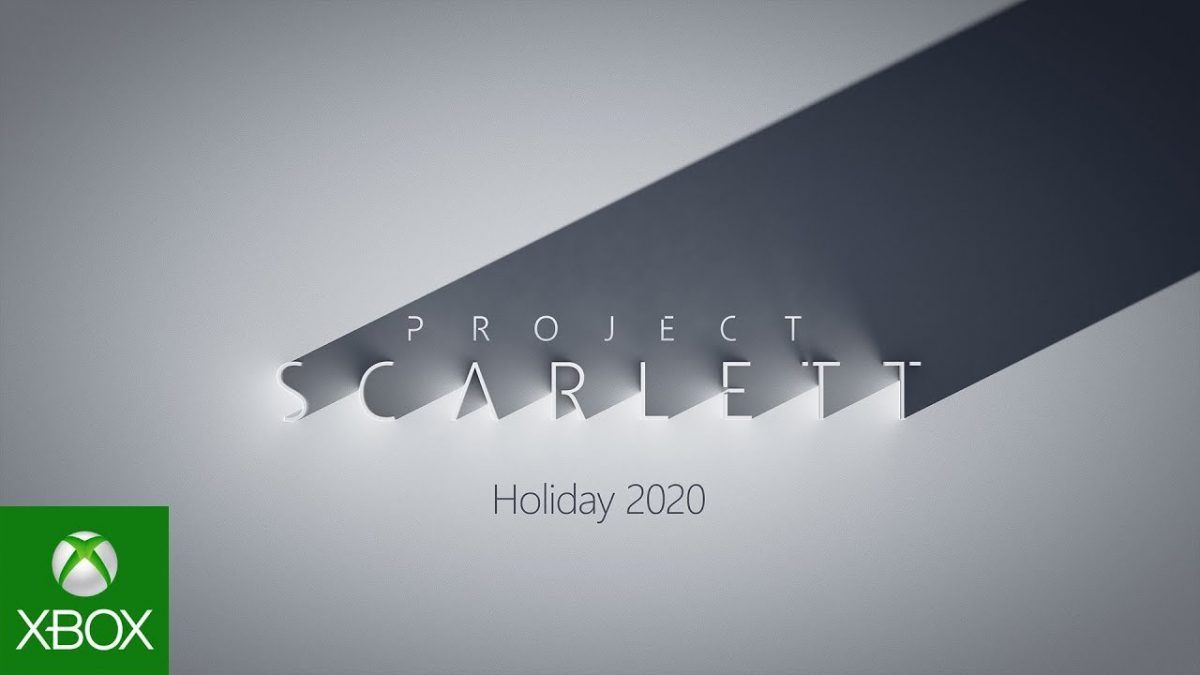 microsoft project scarlett xbox