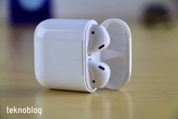 apple airpods 2 indirim