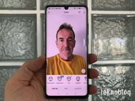 faceapp mobil uygulama