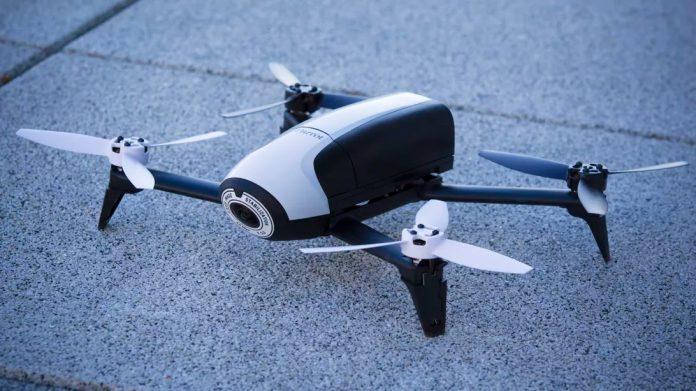 parrot oyuncak drone
