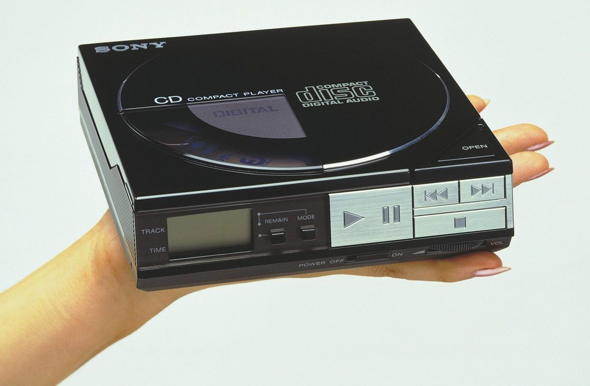 Sony Walkman D50