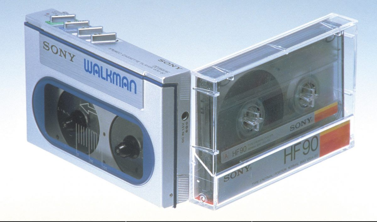 Sony Walkman WM-20