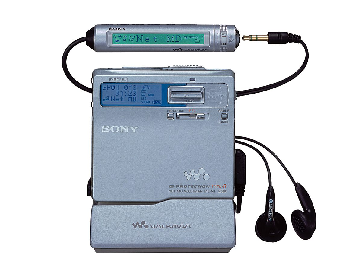 Sony Walkman MZ-N1