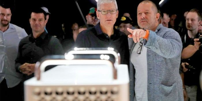 tim cook jony ive