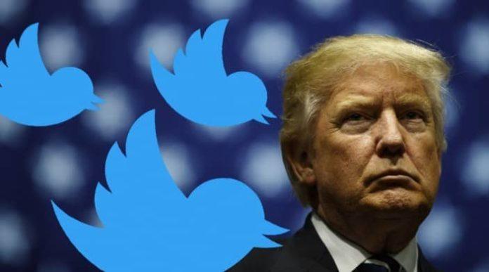 Twitter Donald Trump ile farklı bir yoldan mücadele ediyor