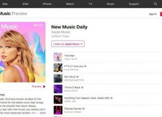 apple music new music daily