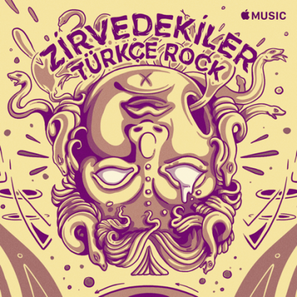 apple music zirvedekiler türkçe rock