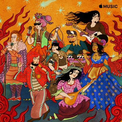 apple music zirvedekiler türkiye