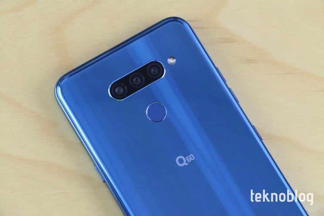 LG Q60 İncelemesi