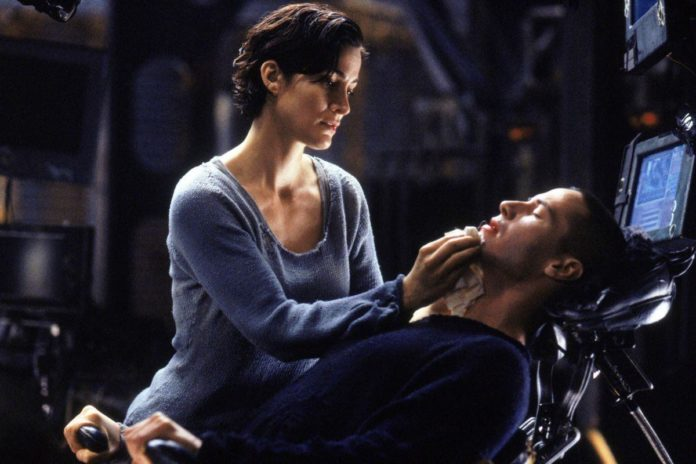 Matrix 4 Keanu Reeves ve Carrie-Anne Moss ile geliyor