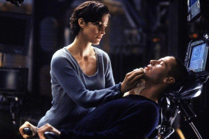 Matrix 4 Keanu Reeves ve Carrie-Anne Moss ile geliyor