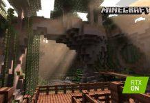 minecraft nvidia ışın izleme