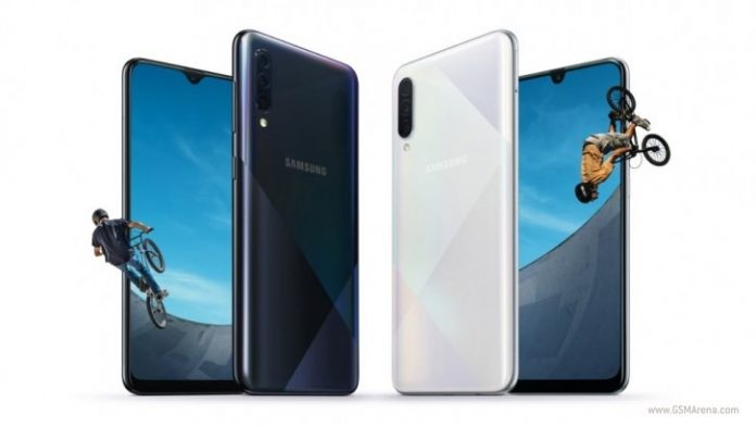 samsung galaxy a50s ve a30s
