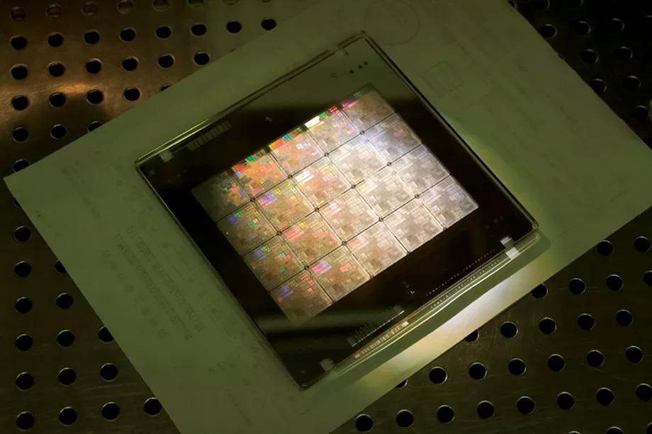 silikon işlemci