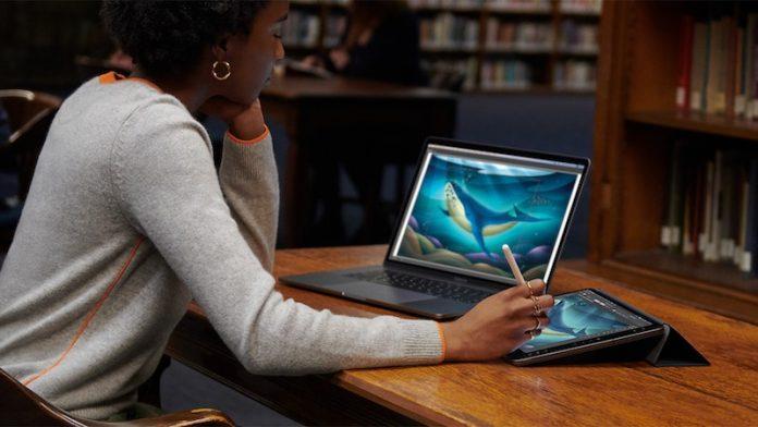apple ipad pro macbook pro