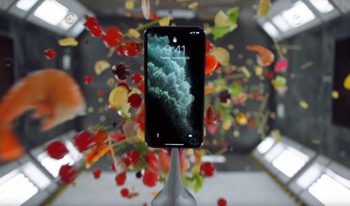apple iphone 11 pro corning