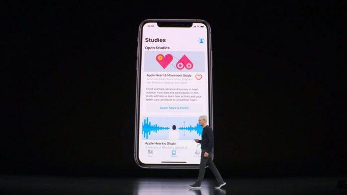 apple sağlık araştırmaları