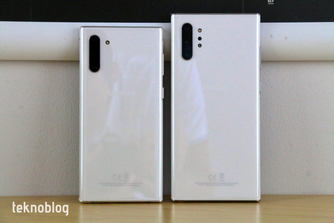 samsung akıllı telefon temizliği