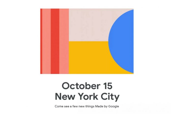 google pixel 4 etkinlik