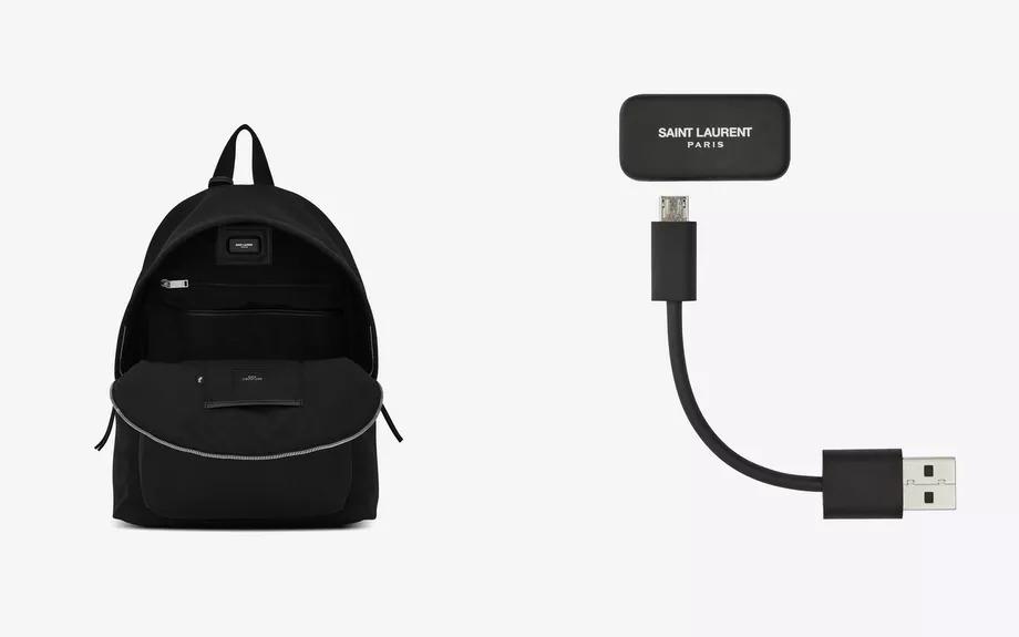 google project jacquard sırt çantası yves saint laurent