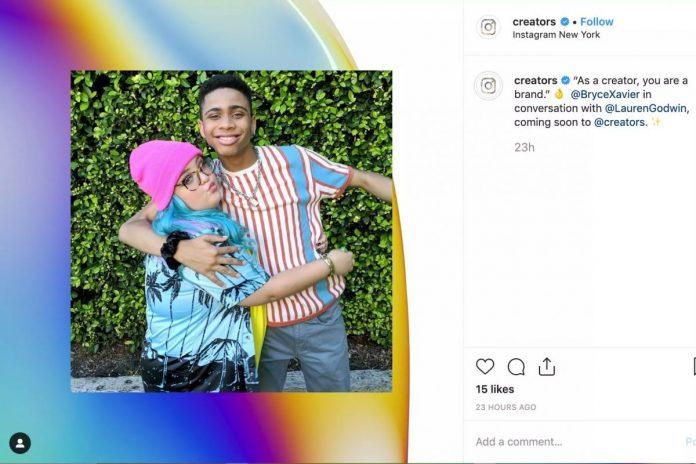 instagram creators hesap
