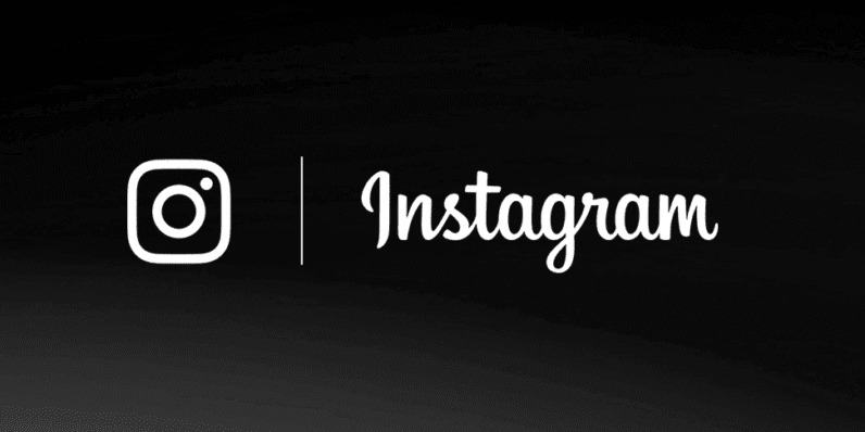 instagram koyu mod android reklamları