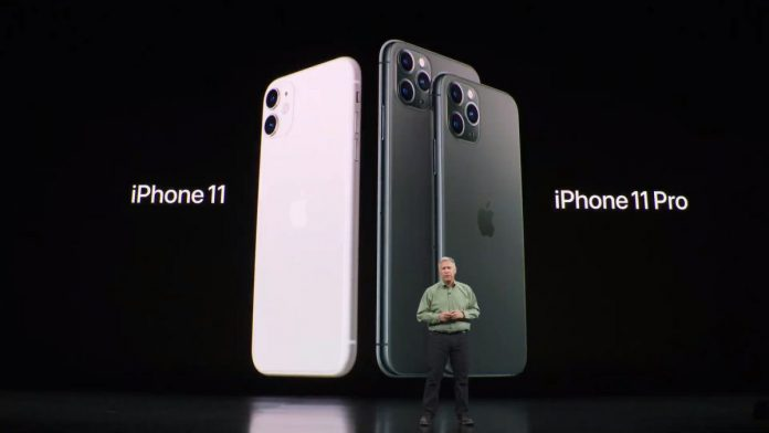 iphone 11 pro ve iPhone 11 pro max