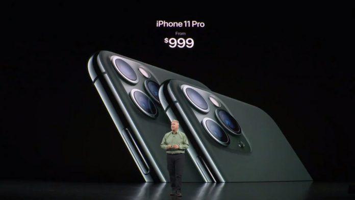 iphone 11 pro amerika