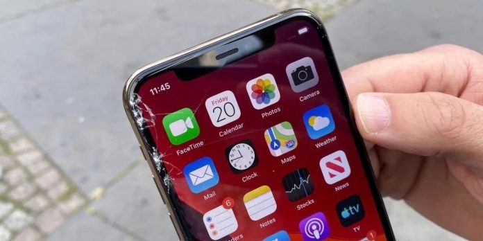 iphone 11 pro düşme testi