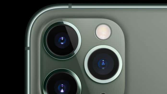 ios 13.2 video kamera