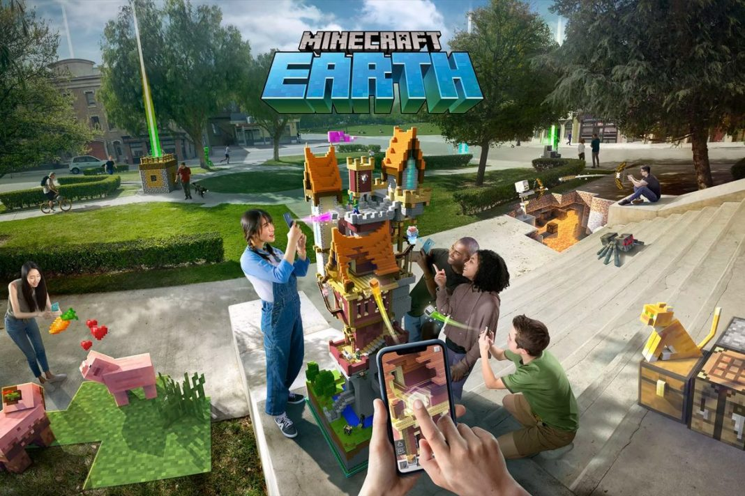 minecraft earth kapanıyor