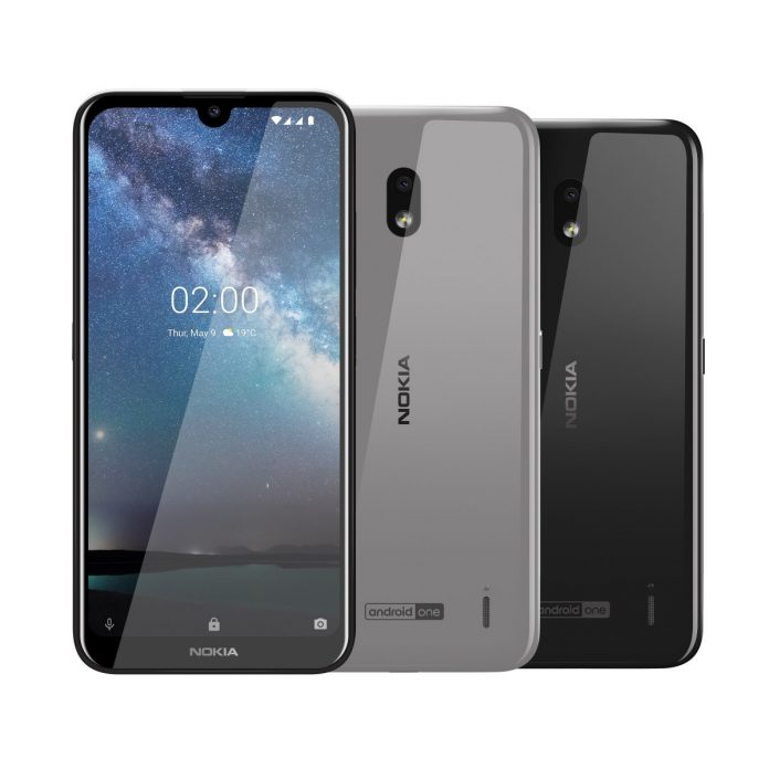 nokia 2.2 android