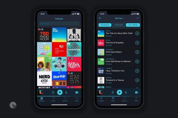 Pocket Casts podcast uygulaması artık ücretsiz, daha fazla servisi ücretli