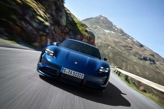 Porsche Taycan Turbo