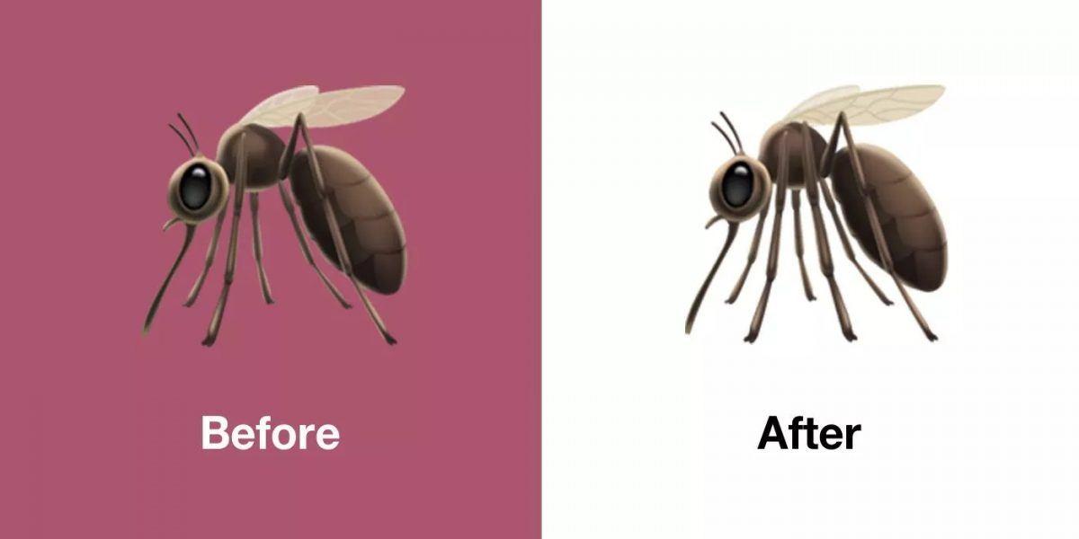 sivrisinek emoji