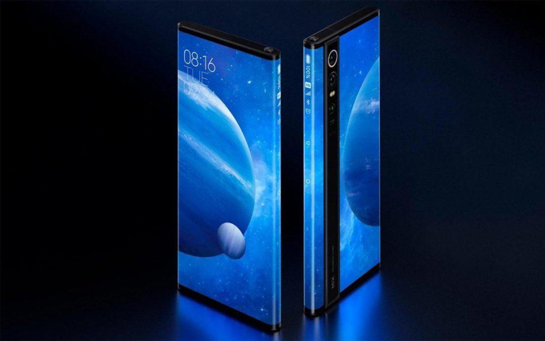 Xiaomi Mi Mix Alpha sıra dışı ekranıyla tanıtıldı