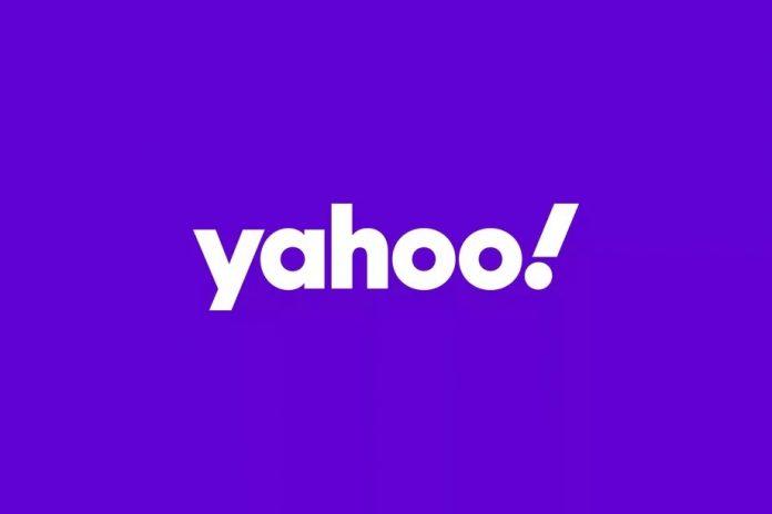 yahoo yeni logo
