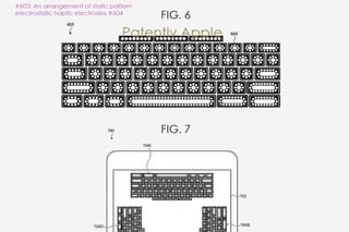 apple patent ipad klavye