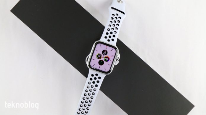 apple watch series 5 kutu içeriği