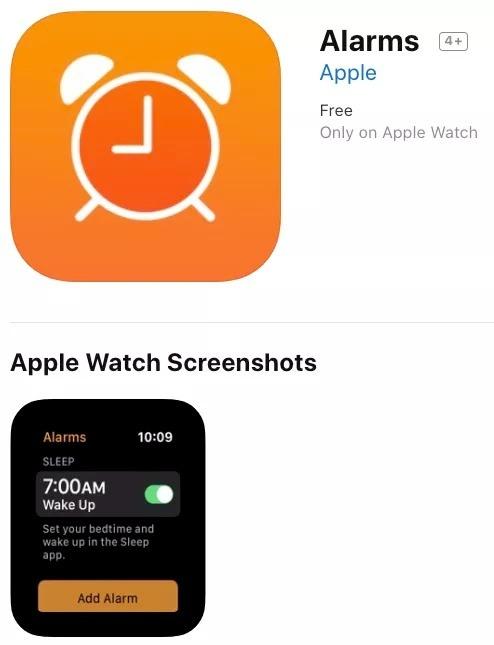 apple watch uyku