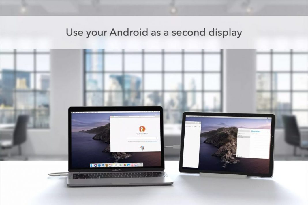 duet display android