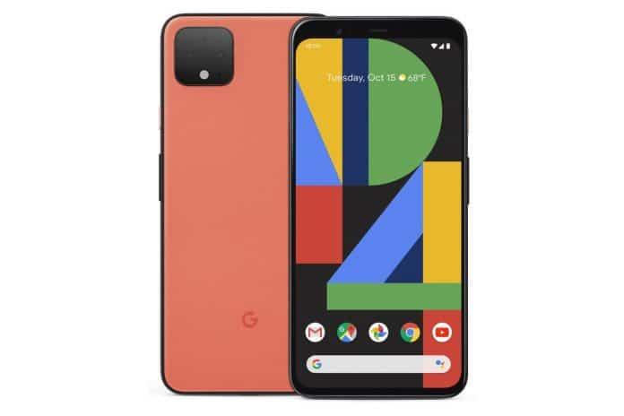 google pixel 4 benchmark
