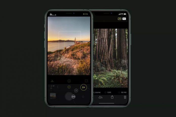 halide iphone 11
