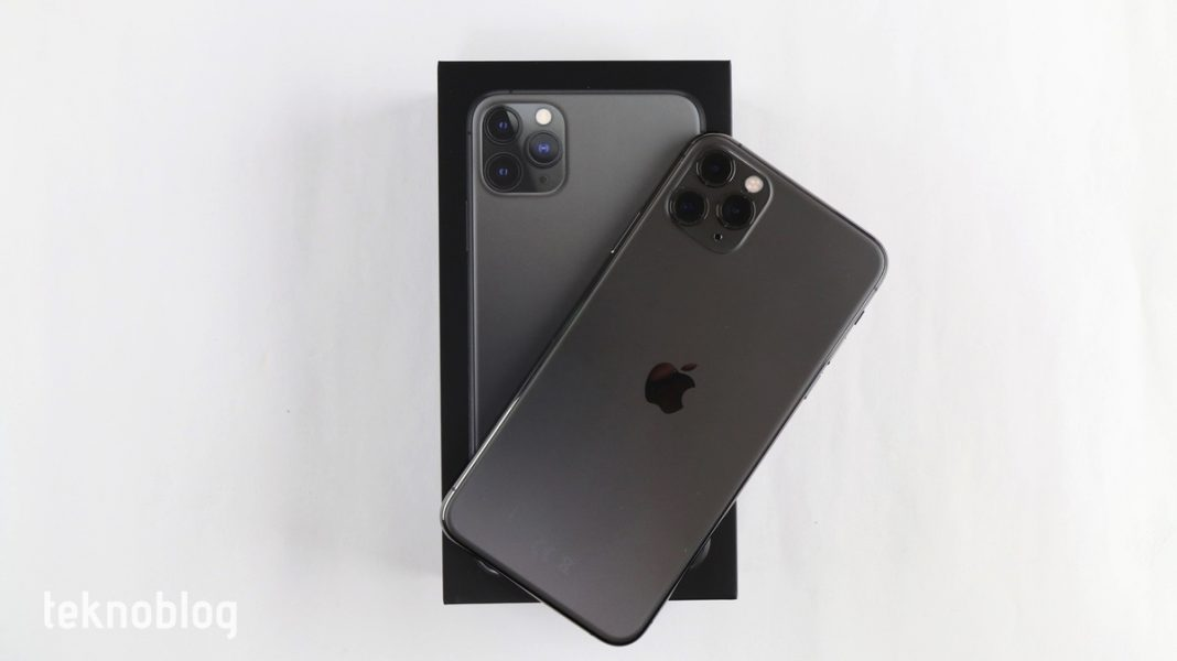 apple iphone 11 pro max kutu açılımı
