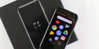 palm android telefon kutu açılımı
