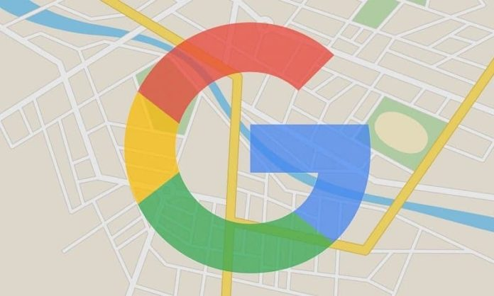 google maps ios haritalar